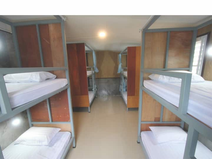 1 Person in 8 Bed Dormitory - Mix
