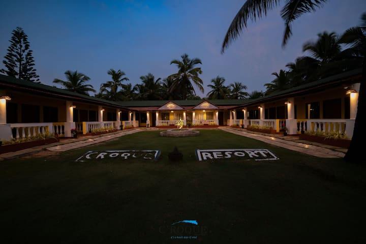C Roque Resort premium AC room