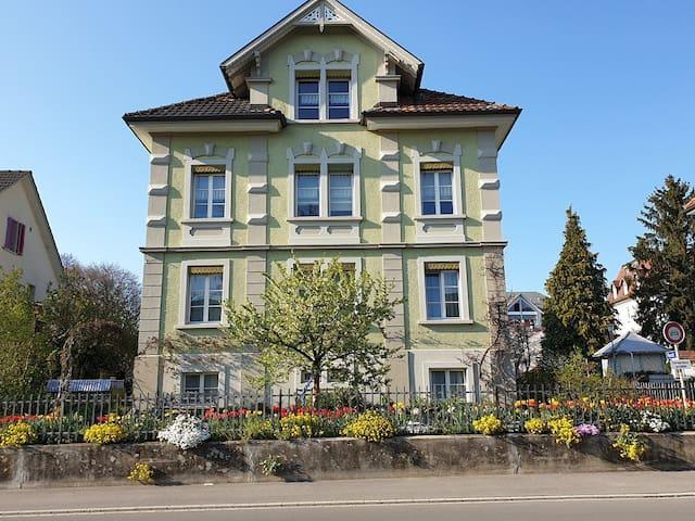 """Ruhige Lage, freundliches  Zimmer """"Säntis"""", seenah"""