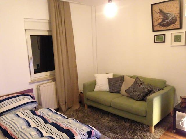 Möbliertes Zimmer in Bestlage - Ingolstadt - Hus