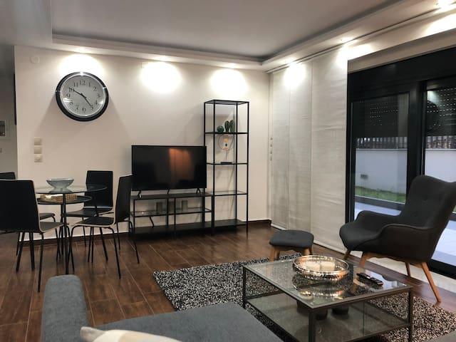 Ioannina Luxury 50m2 Apartment NETFLIX incl.