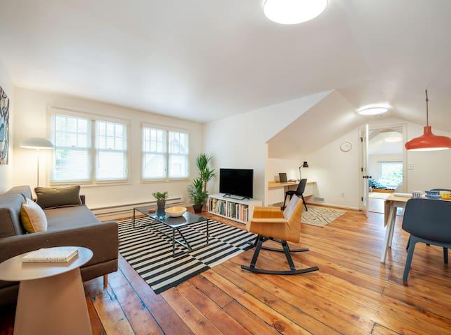 Modern meets Historic-Suite near Walker Art Center