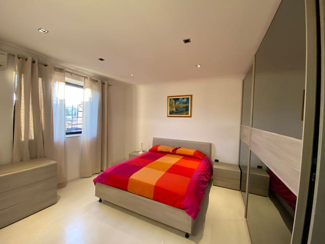 Modern Double Bedroom