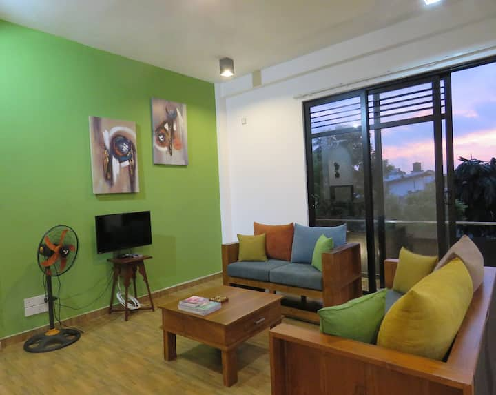 Bird Park Residencies in Colombo - Ecofriendly Apt