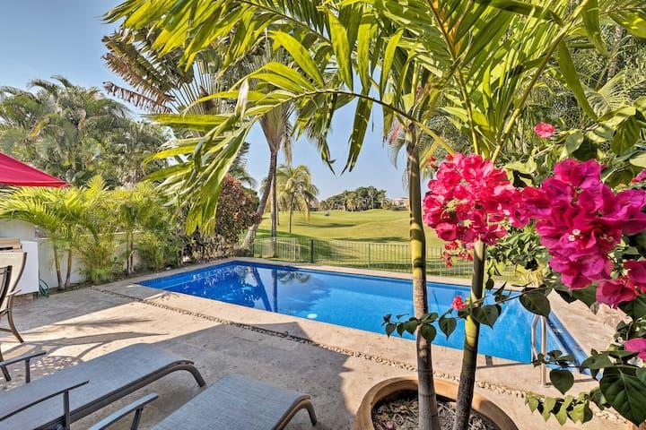 Tropical Retreat w/ Private Pool & Beach Access!