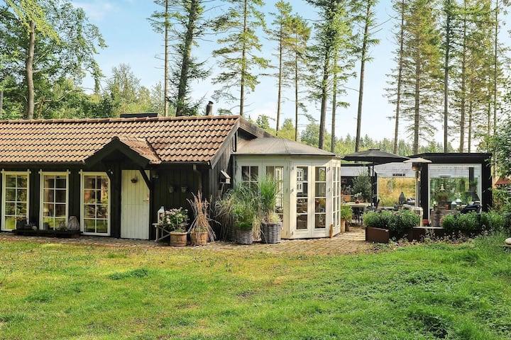 4 sterren vakantie huis in Holstebro