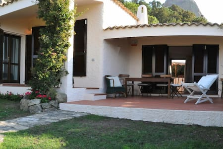 Porto Rafael, wonderful villa 3 rooms e 3 bathroom - Punta Sardegna
