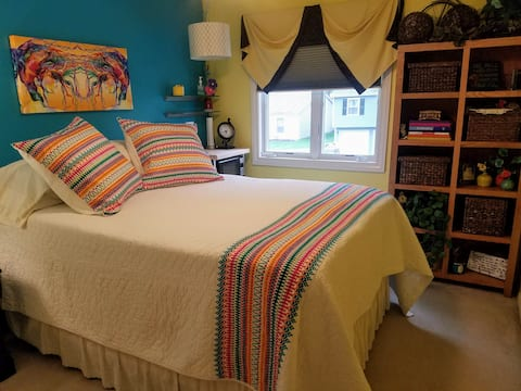 Comfy Clean Room-Safe Quiet Area- Easton Columbus