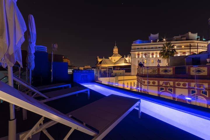 NEW! Caminante Agua VI: Great flat Sevilla center
