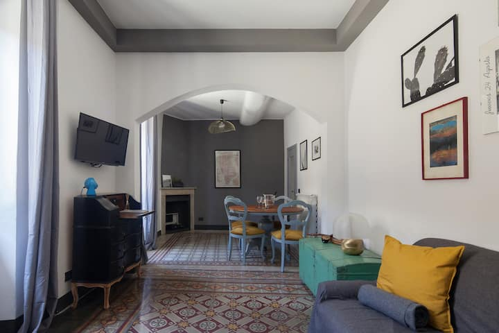 Casa Lina Chiavari,  btw Portofino and CinqueTerre