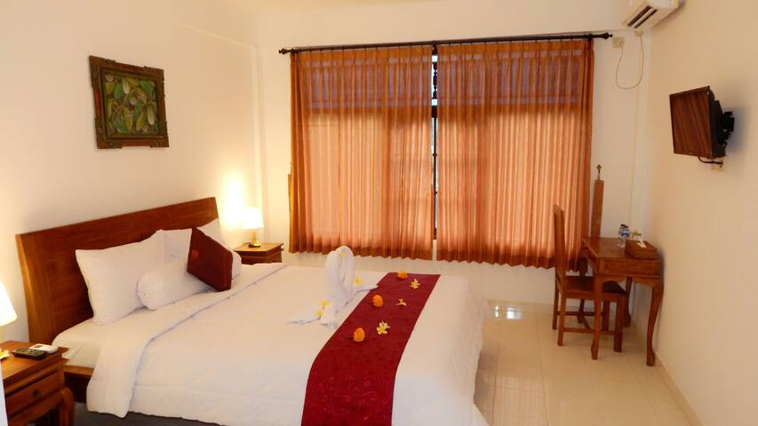 Affordable Room in Ubud