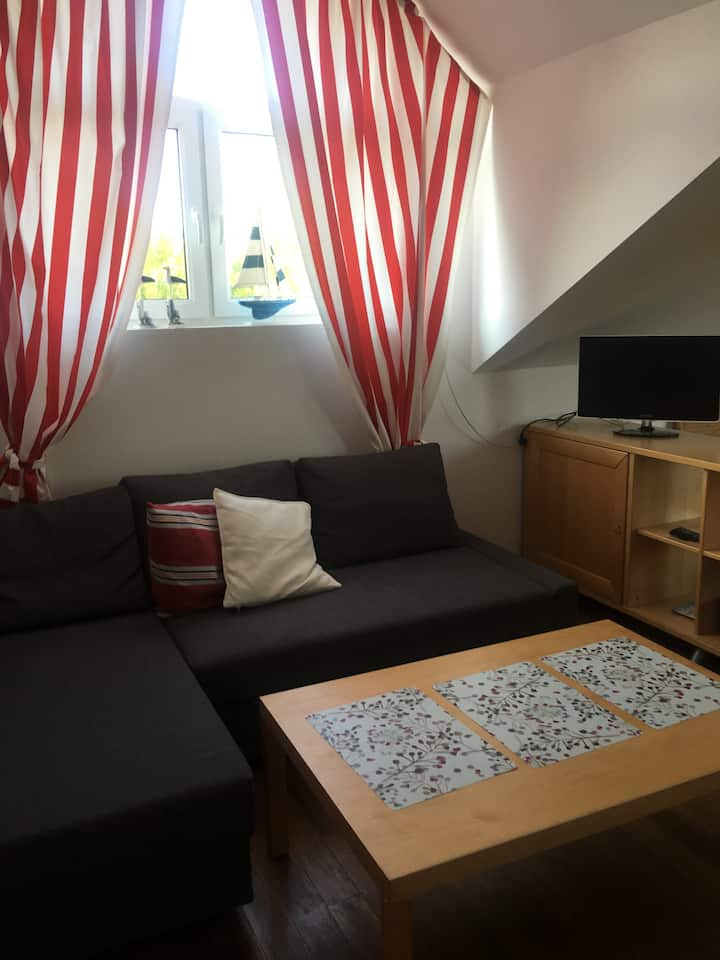 Lukecin Apartments