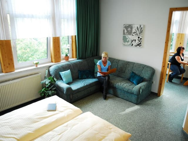 Pension Tannenrausch (Friedrichroda) - LOH05367, Doppelzimmer Komfort