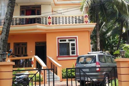 A spacious 3 bhk row house villa. - Margao varca