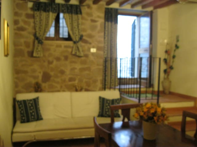 La Casa nel Borgo - Spello - Dům