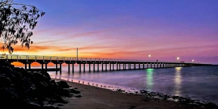 Serendipidy@the pier - beach/fishing/shops + wifi