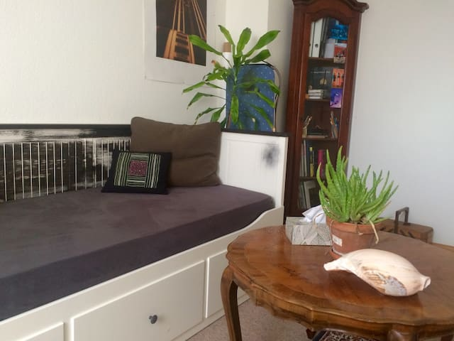 Private room with private entry/bathroom - Basel - Wohnung