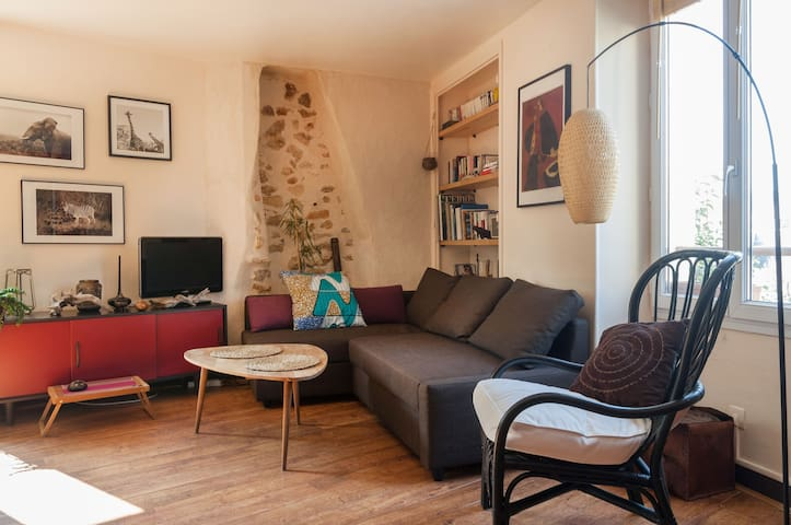 Charmant duplex à 20 mins de Paris - Palaiseau - Apartment