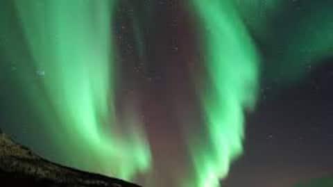Καμπίνα, Skibotn: Βόρειο Σέλας, 90 λεπτά για να Tromsø