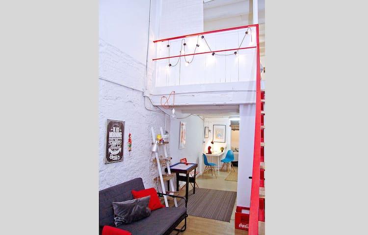 Duplex apartment FREE BIKES  Famous Old Town