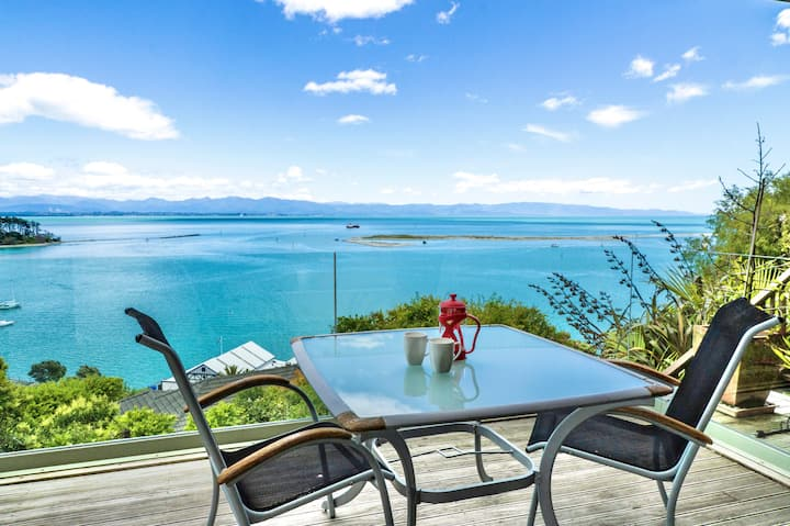 Harbour View - One - Nelson Waterfront Apartment