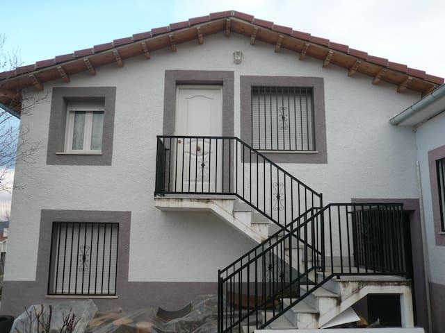 Apartamento rural - El Barco de Ávila
