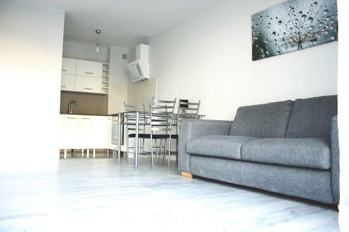 Gdańsk - elegancki apartament w dobrej cenie! - Gdańsk - Leilighet