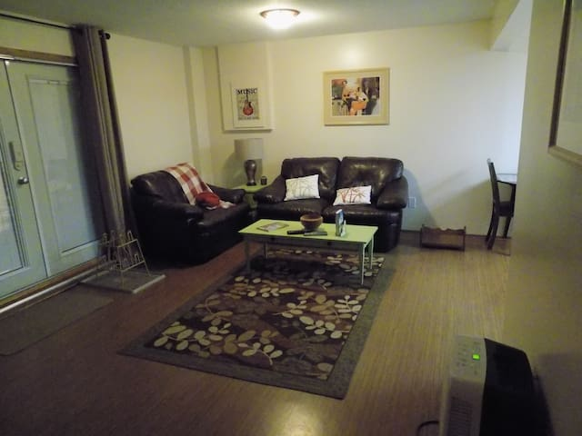 The Heather Haven - Sechelt - Appartement