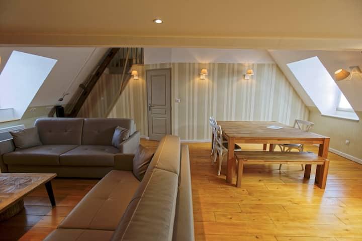 Appart 6/8p - Appart'Hotel de Saint-Georges 5*****