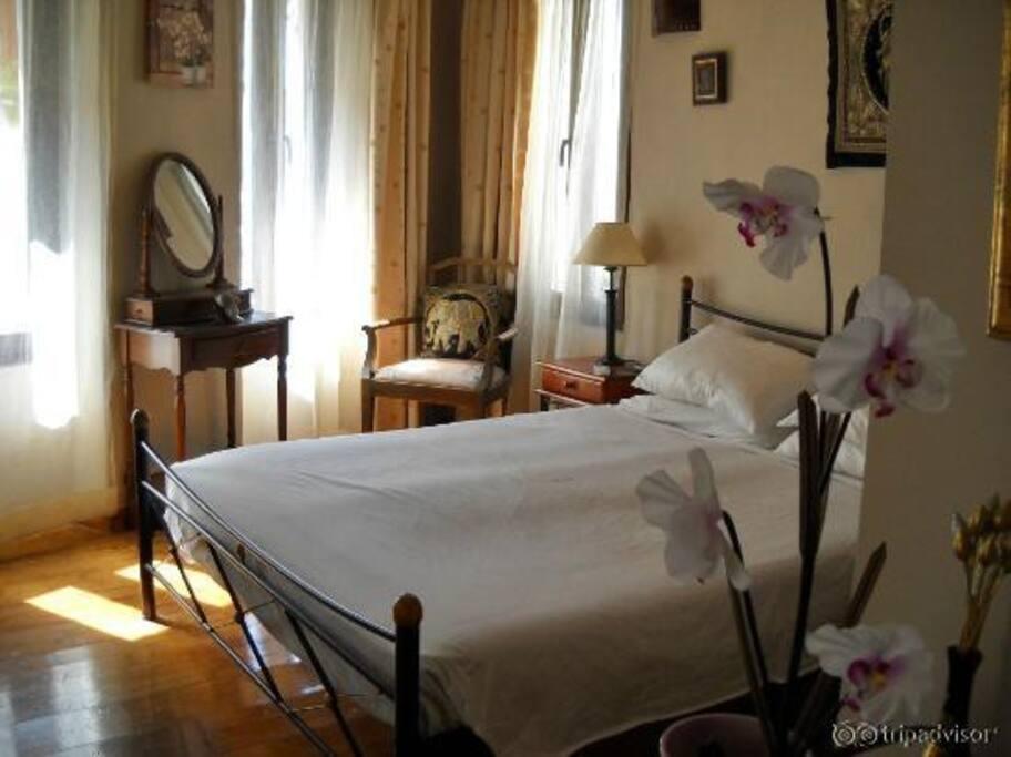 chambre premier étage
