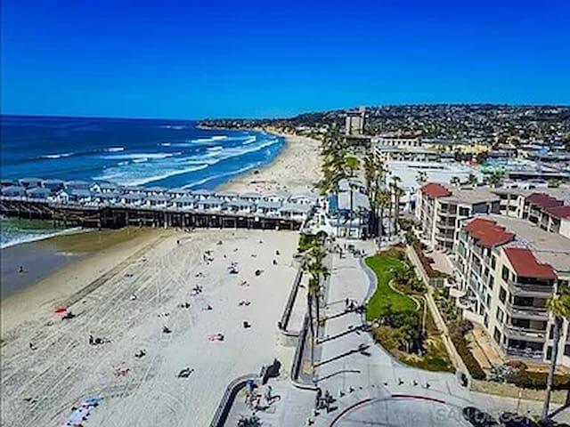 Fabulous San Diego on the Beach