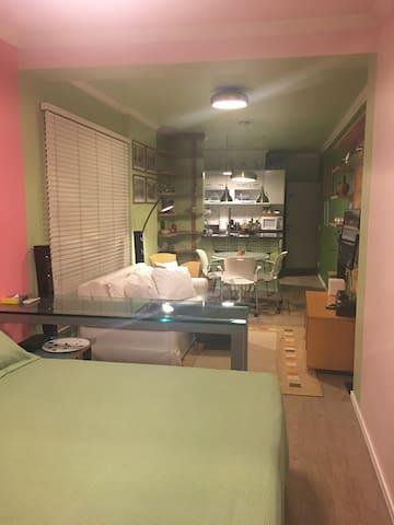 Loft Super Completo em Perdizes, Confortável