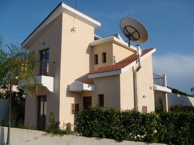 Ayios Tychonas, 2 bedroom house