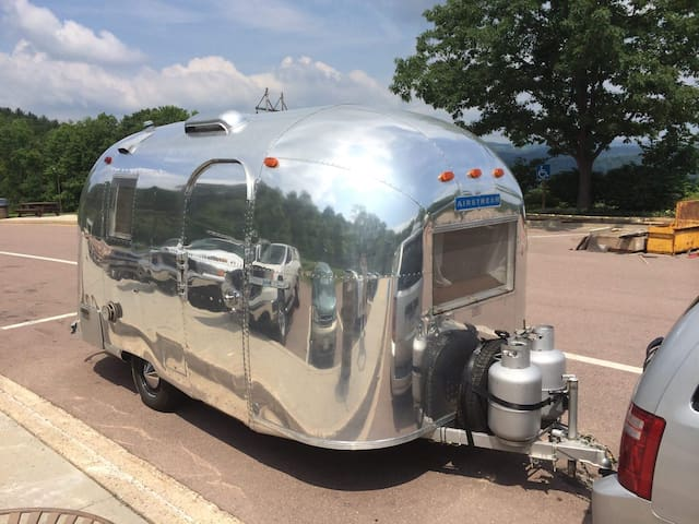 Dreamy Airstream Time Capsule Pittsburgh