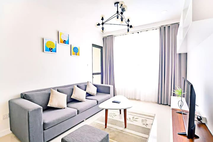 HIGH RESIDENTIAL APARTMENT FOR FOREIGNERS - Ho Chi Minh City - Apartment