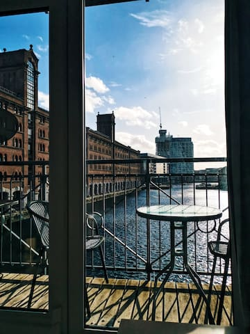 Liverpool City Centre Apartment Spectacular View
