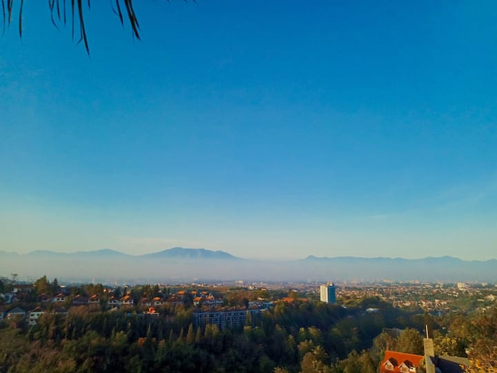 2 BR Family Suite with Bandung view