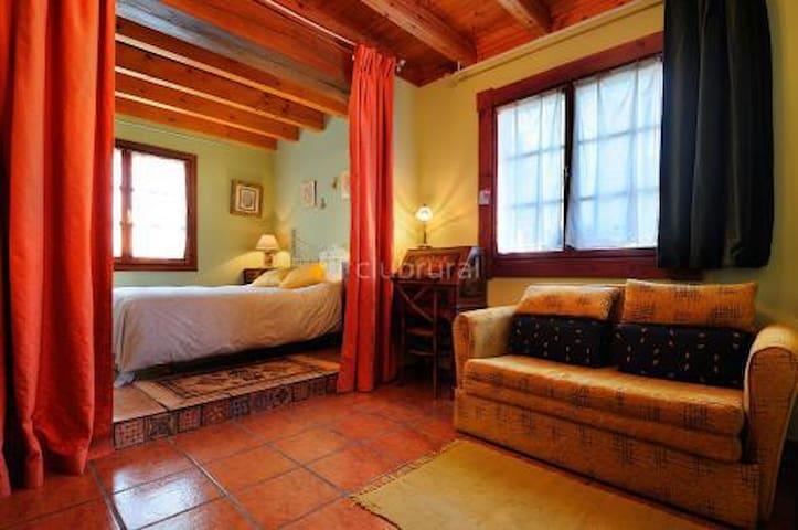 La Casa de Madera (I) - Arrieta - Bed & Breakfast