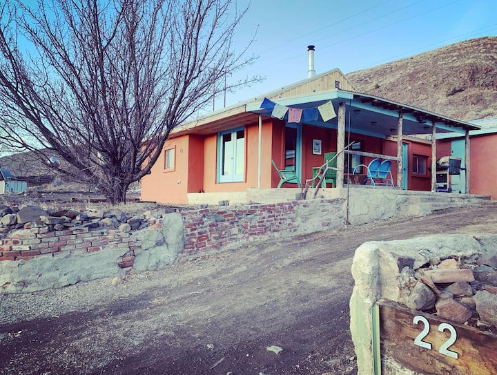 Casa Sandoval on Tenderfoot Mountain