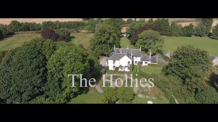 The Hollies Country House, (North Coast 500)