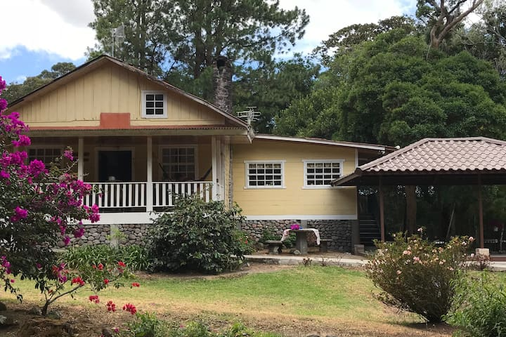 Charming & enjoyable Villa  in Volcan, Chiriqui