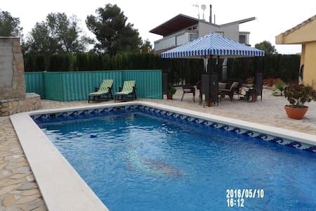 Dans maison individuelle avec piscine. - Sangonera la Verde