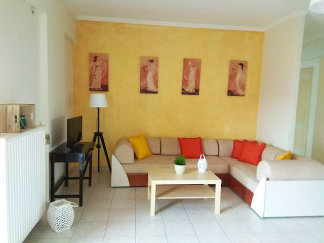 FANOURIS APARTMENTS(10 minutes from the center)