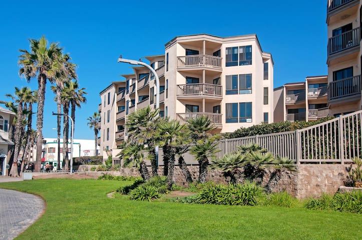 2BR San Diego Beach House - Grass Valley - Condominium