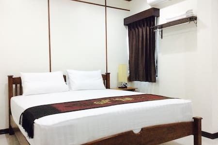 Deluxe King size bedroom #201 - Mueang Sukhothai