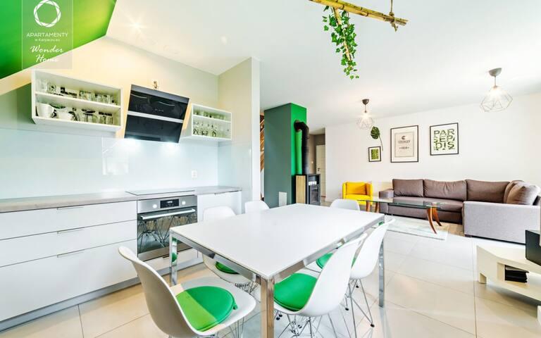 Apartamenty Wonder Home - Amazonia