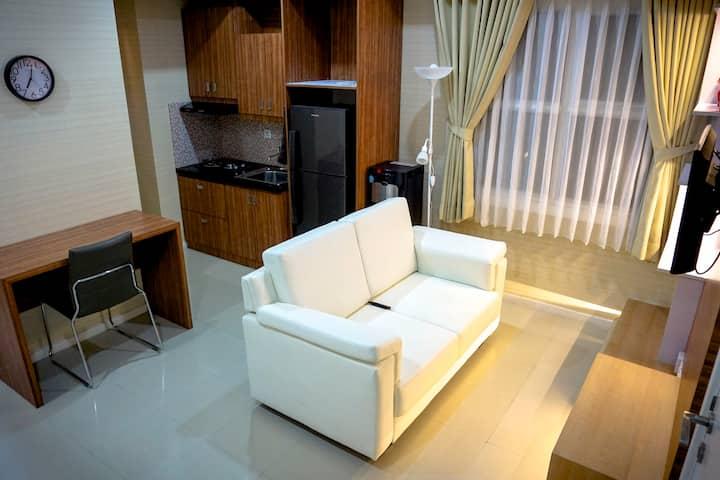 On Three Apartment at Parahyangan Residence