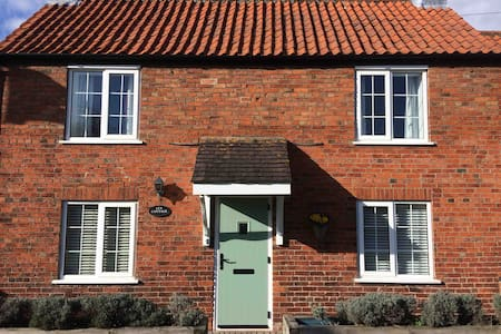 1 double bedroom in country cottage in Beckingham