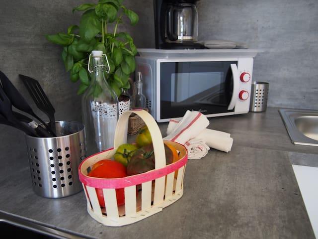 Ambiance cuisine