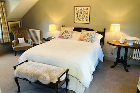 Siabod View - private double en-suite bedroom